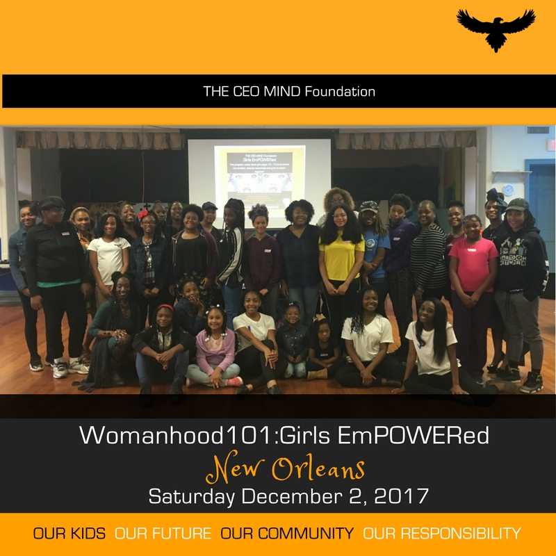 Womanhood101_GIRLS EMPOWERED GROUP PIC
