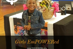 Girls Essentials Basket Winner