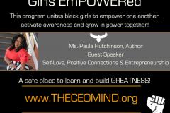Paula Hutchinson, Guest Speaker